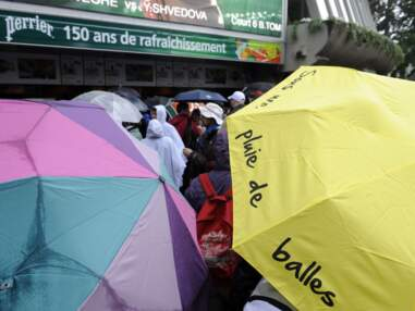 Roland-Garros : Journée pluvieuse, journée heureuse pour Bartoli, Pouille et Djokovic