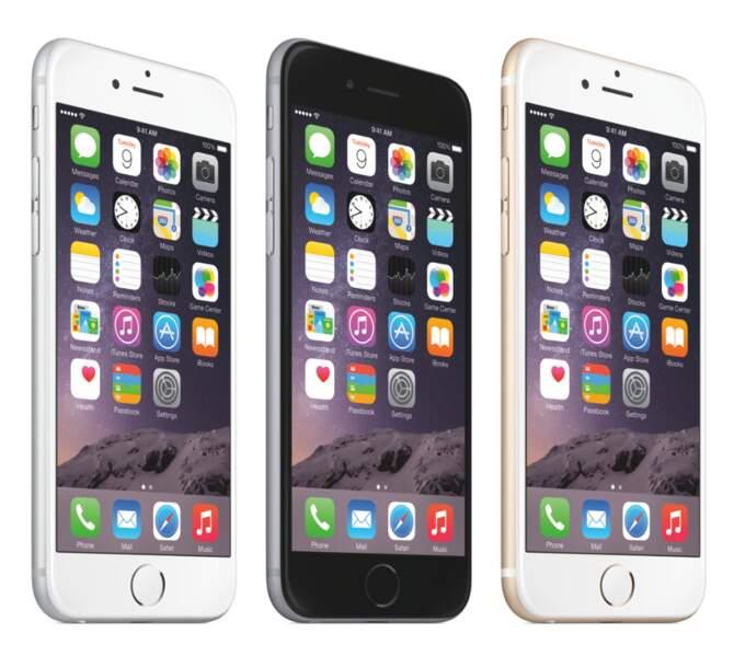 iPhone 6 et 6 Plus : deux smartphones au top, les prix aussi