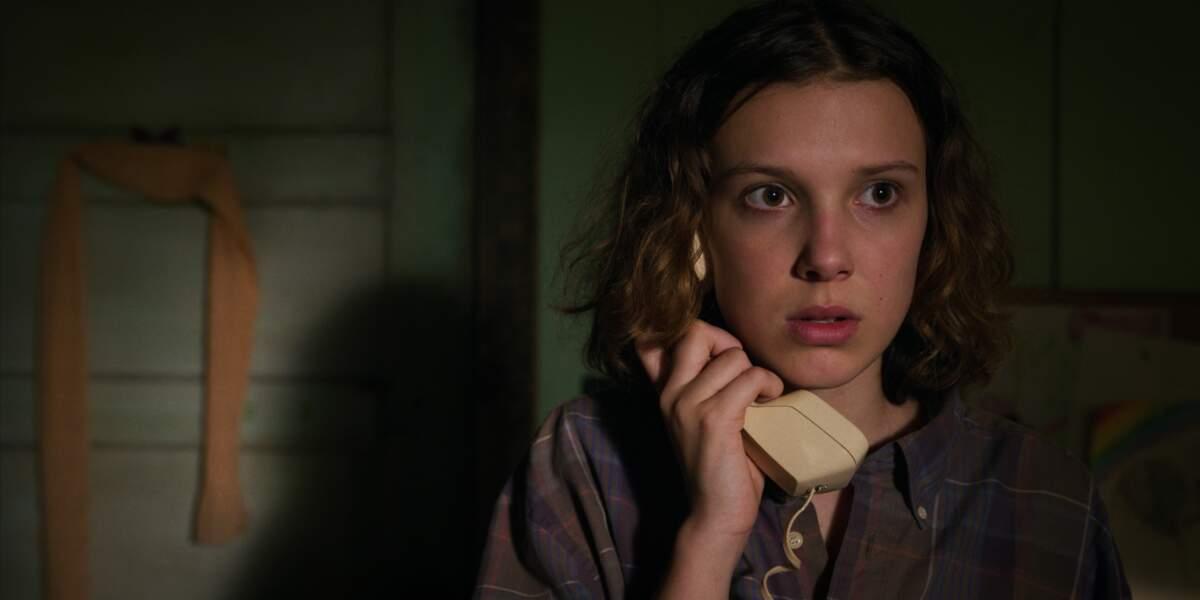 Eleven (Millie Bobby Brown) cherche Mike