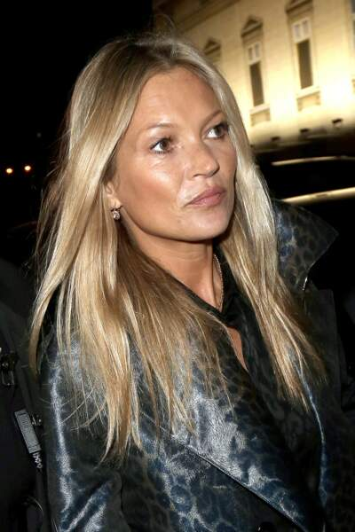Kate Moss chez Dior Homme