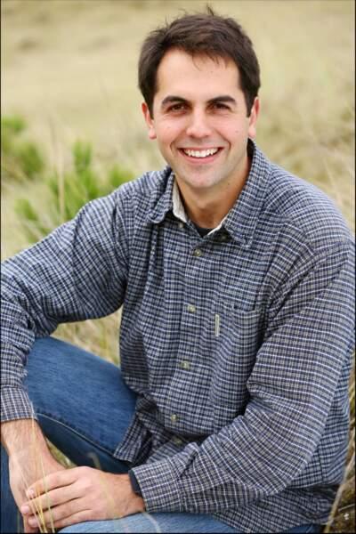 Thomas, 28 ans, éleveur de chevaux.