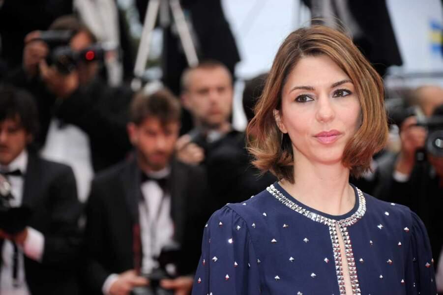 La réalisatrice Sofia Coppola