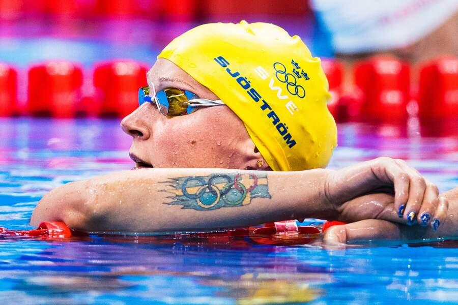 Les athlètes, ça ne rigole pas avec les tatouages