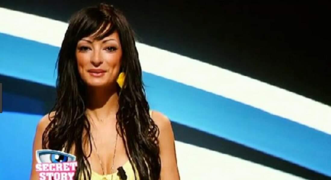 Émilie Nef Naf a remporté la troisième saison de Secret Story