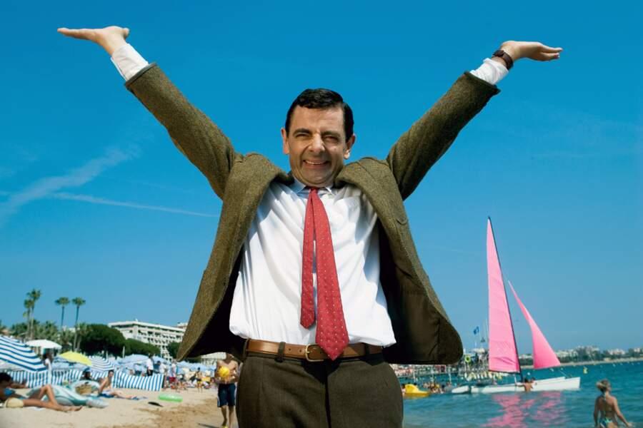 """Rowan Atkinson alias Mr Bean, """"enfant dans le corps d'un adulte"""" au regard bovin"""