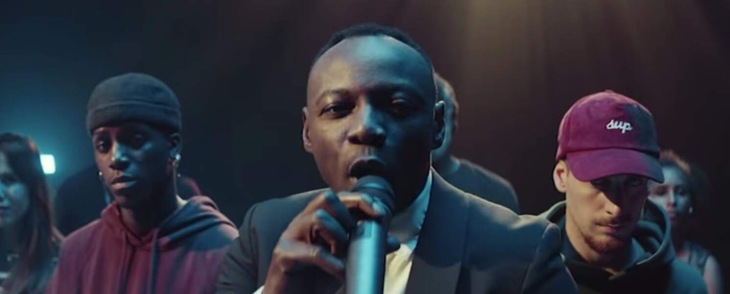 MC Solaar : Claude Honoré M'Barali