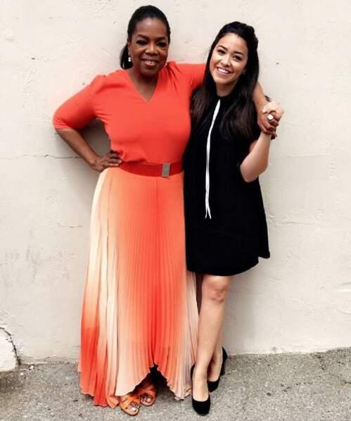 Ainsi qu'Oprah Winfrey !