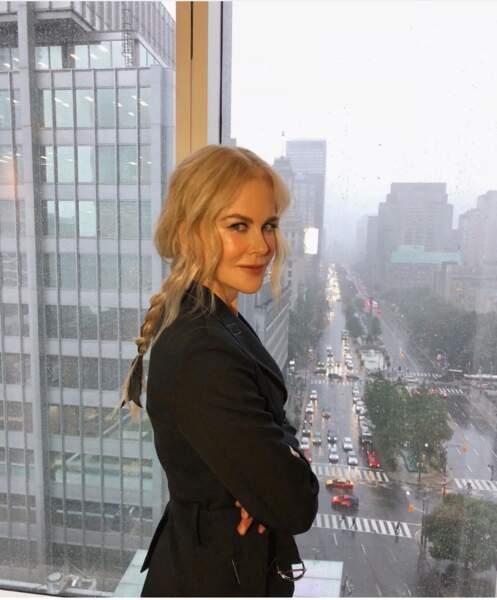 On vous laisse sous le regard bienveillant de Nicole Kidman.