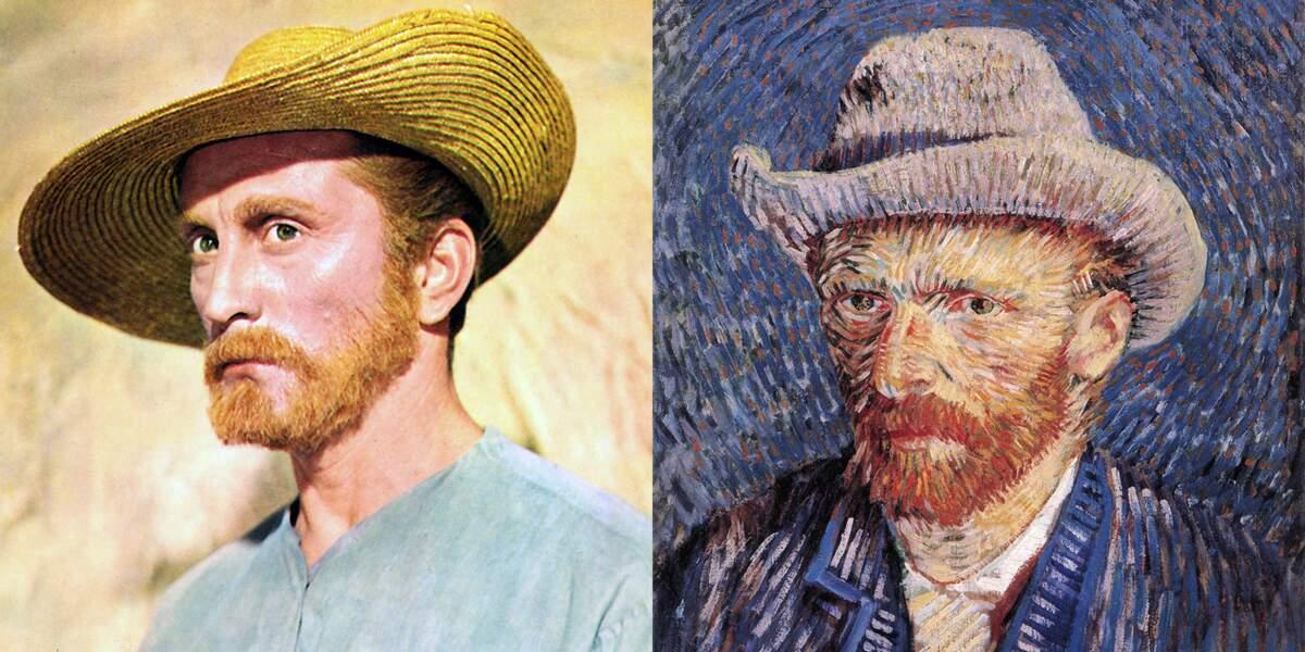 Vincent Van Gogh !! Tout commentaire serait superflu…