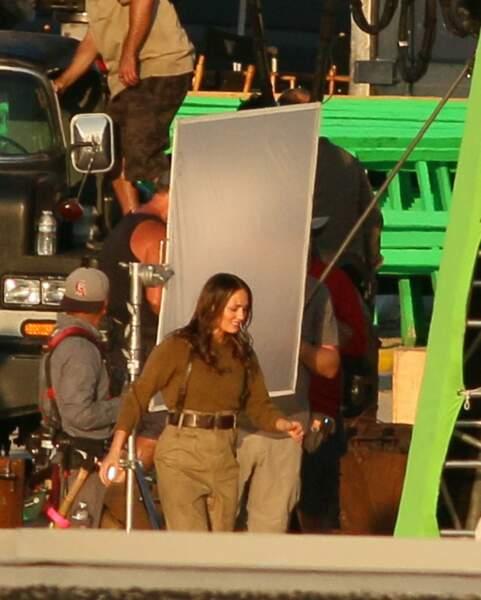 La jolie Laura Haddock est également de la partie sur Transformers 5