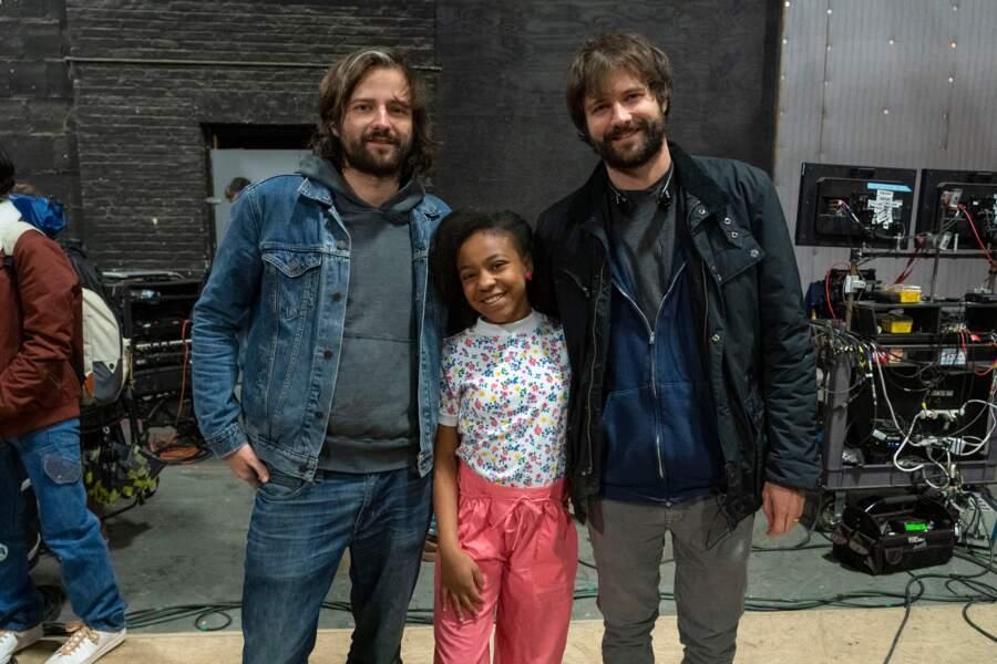 Entourée des Duffer, Priah Fergusson, alias Erica, la petite soeur de Lucas sera plus présente dans cette saison