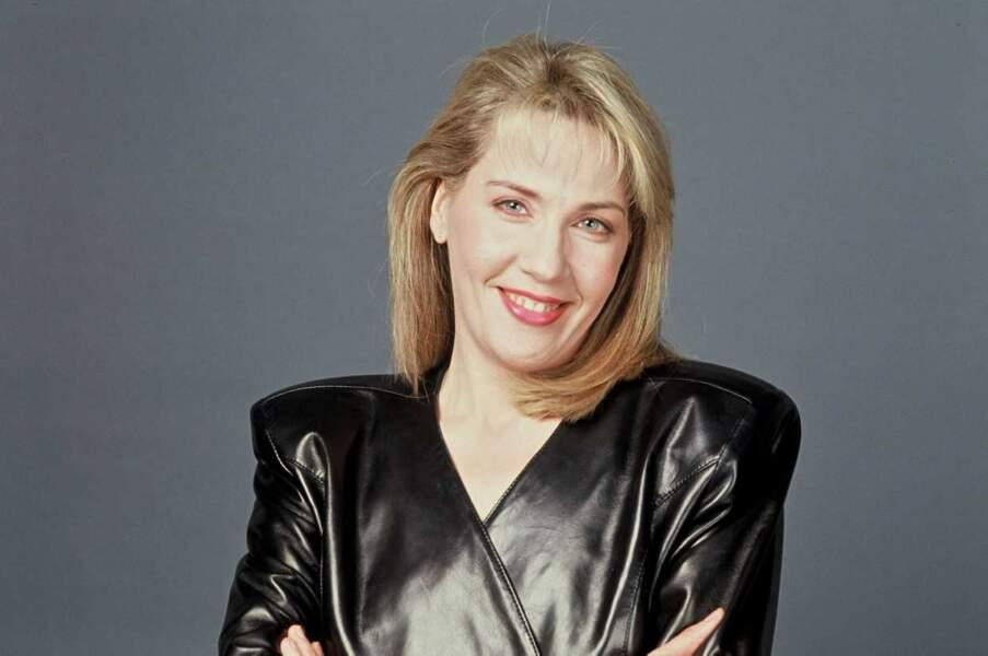 Corinne Hermès (Victoire de la révélation variétés féminine en 1990)
