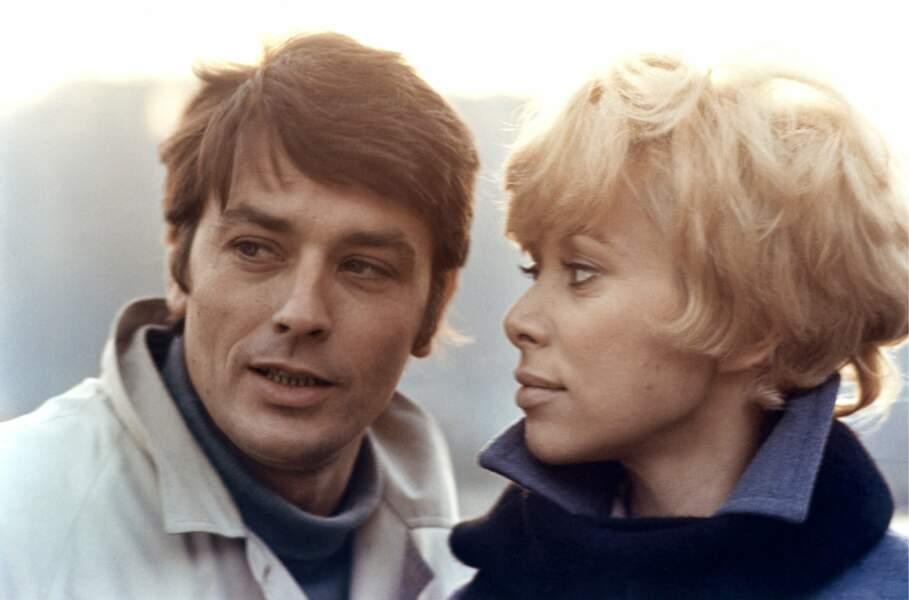 """... c'était pour """"Jeff"""" (1968), et Mireille était déjà une star depuis les films de Georges Lautner"""