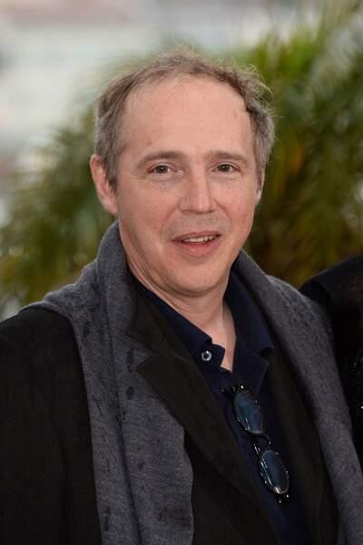"""Arnaud Desplechin, dont le film """"Jimmy P."""" était projeté hier"""