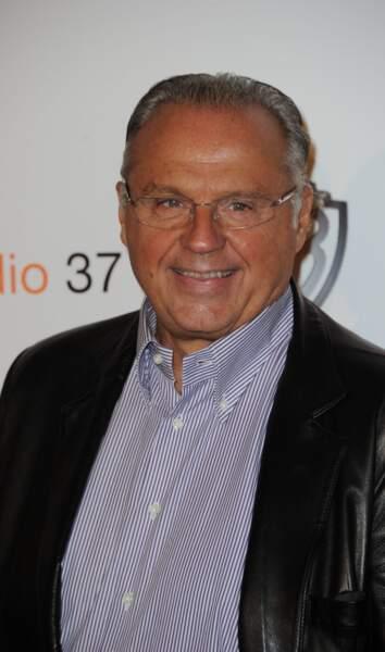 Gérard Louvin a été l'un des piliers du programme de 2012 à 2015