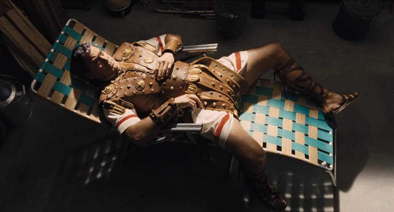 George Clooney tourne un film dans un film dans Ave César (2016)... Oui c'est pas simple !
