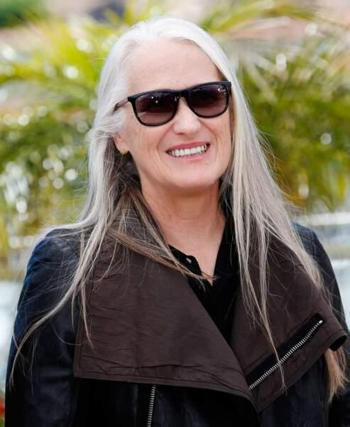 La réalisatrice Jane Campion préside ce 67ème Festival de Cannes.