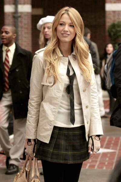 Blake Lively, la belle Serena de Gossip Girl