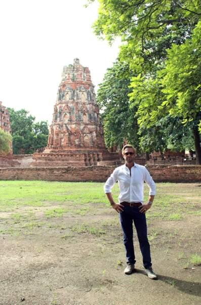 ... là, à Bangkok (Thaïlande)