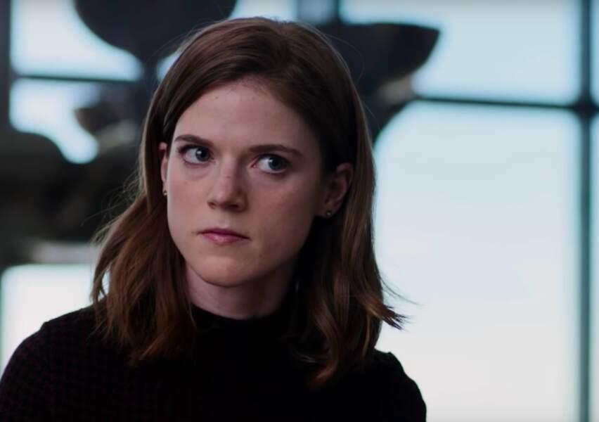En février, elle revient dans The Good Fight, le spin-off de The Good Wife