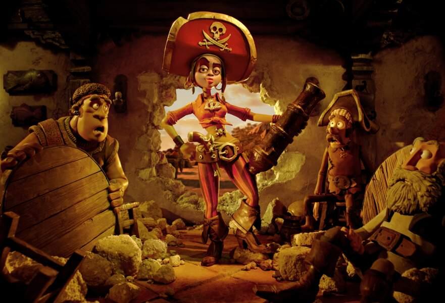 Les pirates ! Bons à rien, mauvais en tout (2012) : Un dessin-animé hilarant