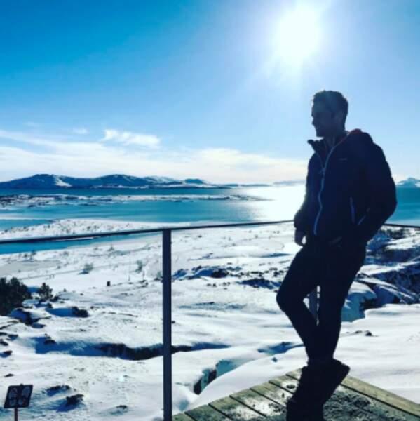 Adrien Lemaître a un temps de rêve en Islande...