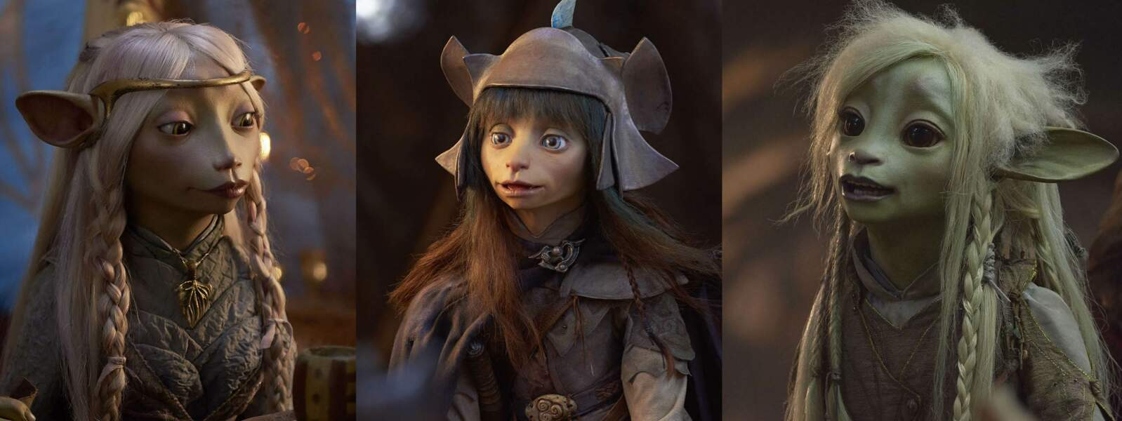 """Les marionnettes de Jim Henson sont de retour : """"The Dark Crystal: Age of Resistance"""" (Netflix)"""