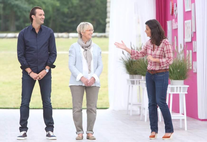 Faustine Bollaert animera l'émission alors que Cyril Lignac sera dans le jury