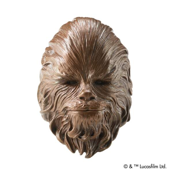Une bague Chewbacca ! Classe, non ? 715€.