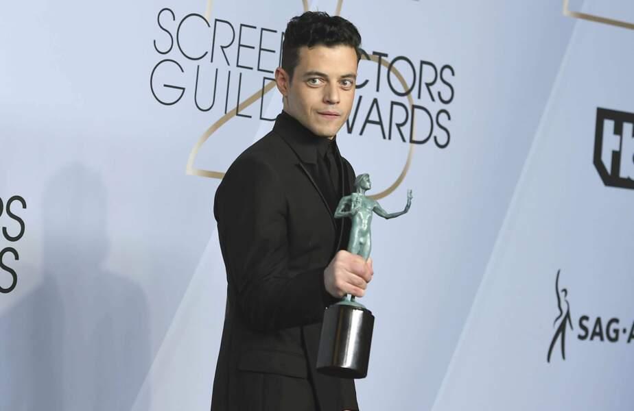 La carrière de Rami Malek va décoller après Bohemian Rhapsody
