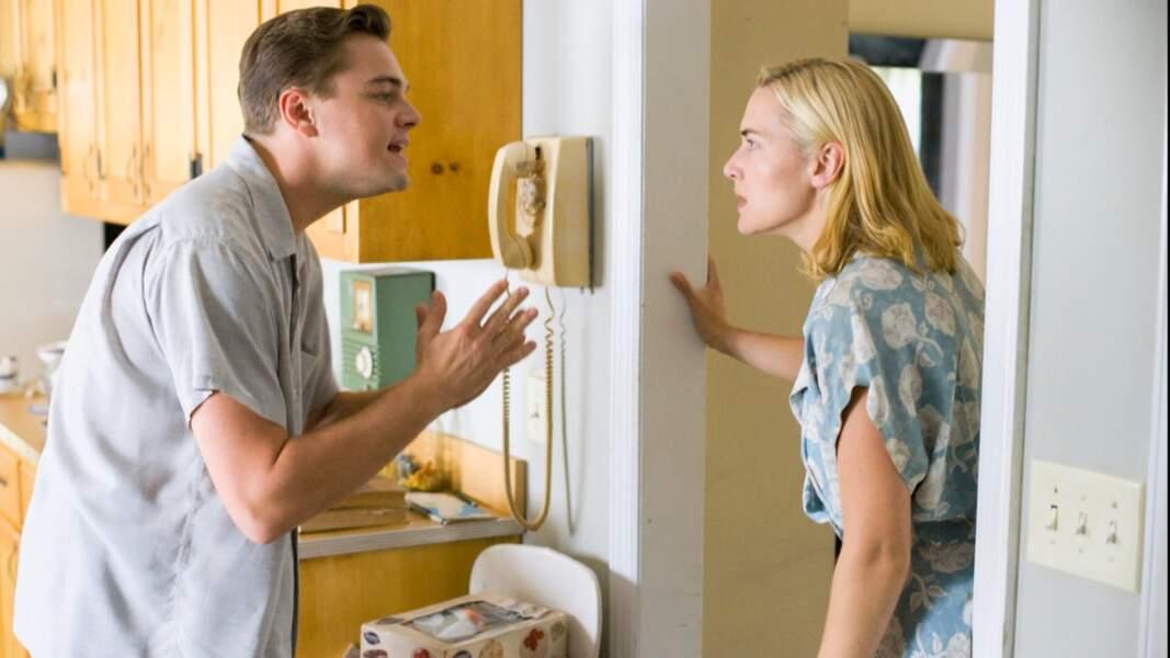 Cette fois, l'histoire d'amour est moins romantique... Leonardo décroche un nouveau Golden Globe