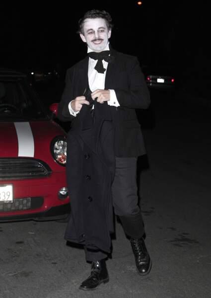 Trop de magie blanche, heureusement Michael Sheen (Aro) reprend son rôle de vampire !