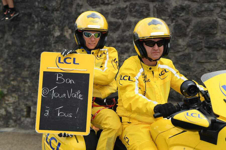 Si la mer vous manque, regardez le Tour de France à la voile !