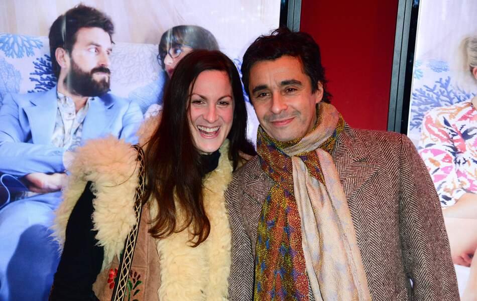 Ariel Wizman et sa compagne Osnath ont adoré le film.