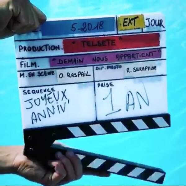 En 2017, Alexandre Brasseur a rejoint le casting de Demain nous appartient sur TF1