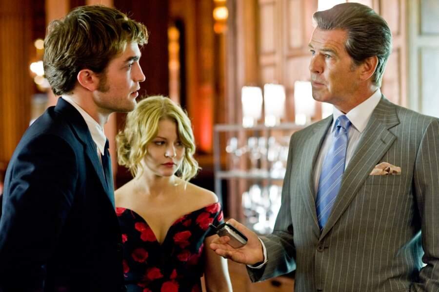 Elle a aussi donné la réplique à Robert Pattinson et Pierce Brosnan dans Remember Me