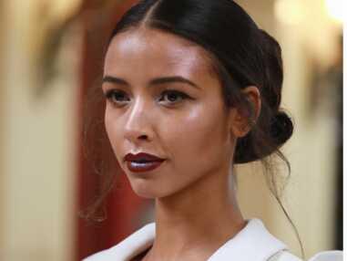 Premier défilé sexy pour Flora Coquerel à la Fashion week