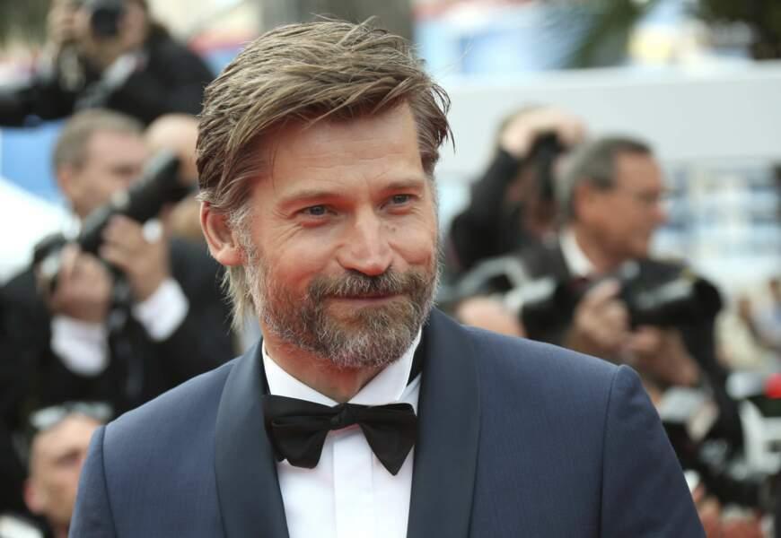 Game of thrones à Cannes : Nikolaj Coster-Waldau alias Jaime Lannister dans la série !