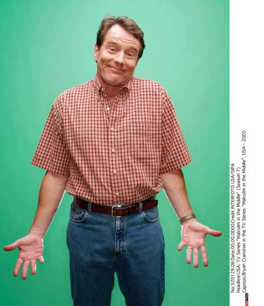 Et l'inoubliable Hal, incarné par Bryan Cranston !