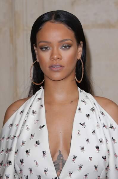 """Idem pour Rihanna, dont le tout premier prénom est """"Robyn""""."""