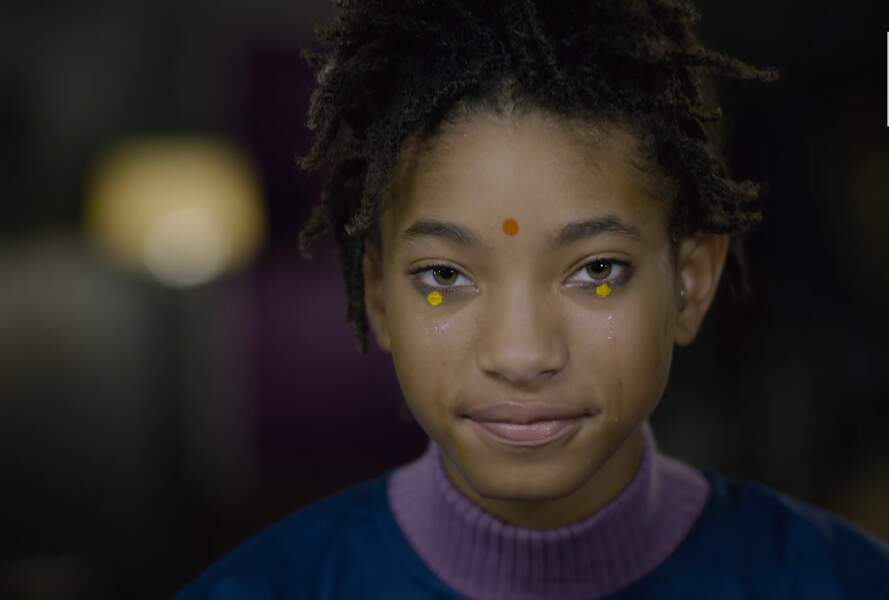 """Avec Trey aux platines, elle cartonne avec son single """"Why don't you cry?""""."""