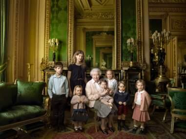 George, Charlotte, Mia Grace... découvrez les enfants de la famille royale d'Angleterre !