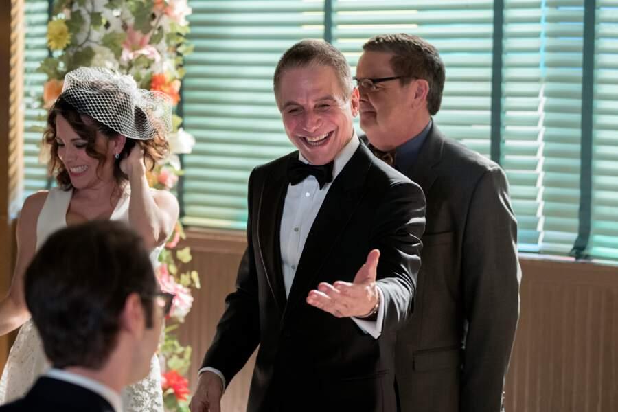 L'inoubliable Tony Danza (Madame est servie) revient à la fiction avec The Good Cop le 21 septembre