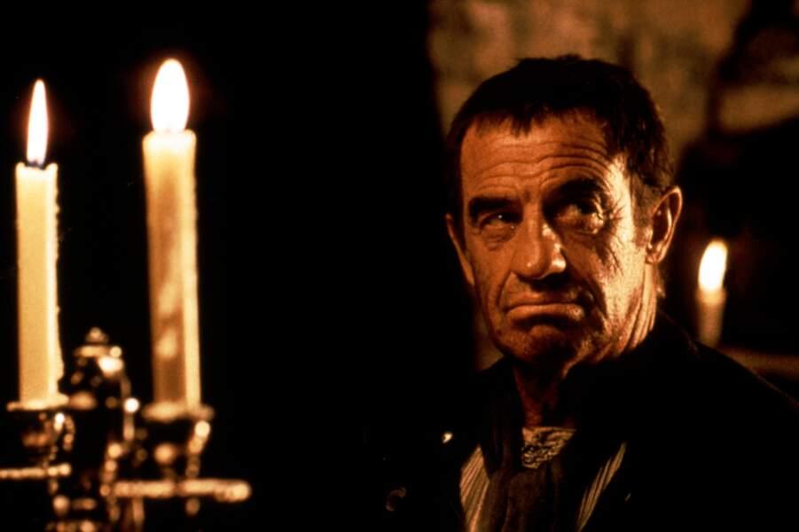 1995 : Les Miserables d'après l'oeuvre de Victor Hugo. Il y joue Jean Valjean devant la caméra de Claude Lelouch