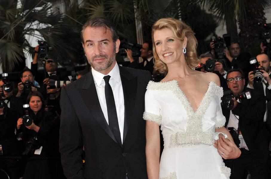 Jean Dujardin et Alexandra Lamy, inoubliable chouchou et loulou de public français