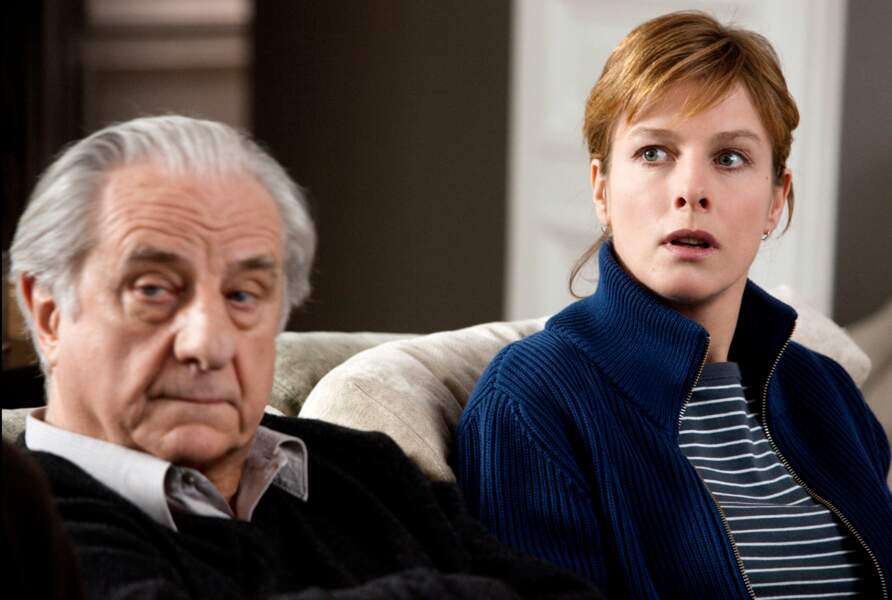 Sur le tournage de Les invités de mon père d'Anne Le Ny (2010)