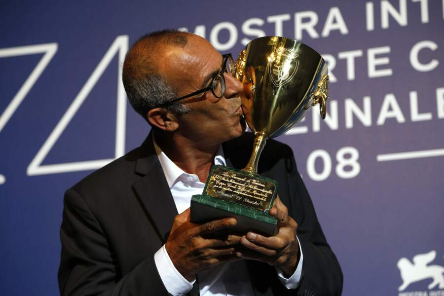 Chez les messieurs, c'est Kamel El Basha qui a reçu le fameux prix d'interprétation pour son rôle dans L'Insulte