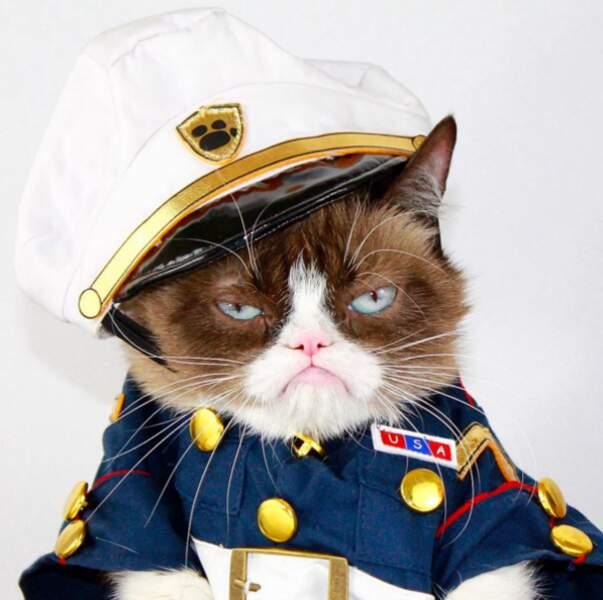Grumpy Cat, la star