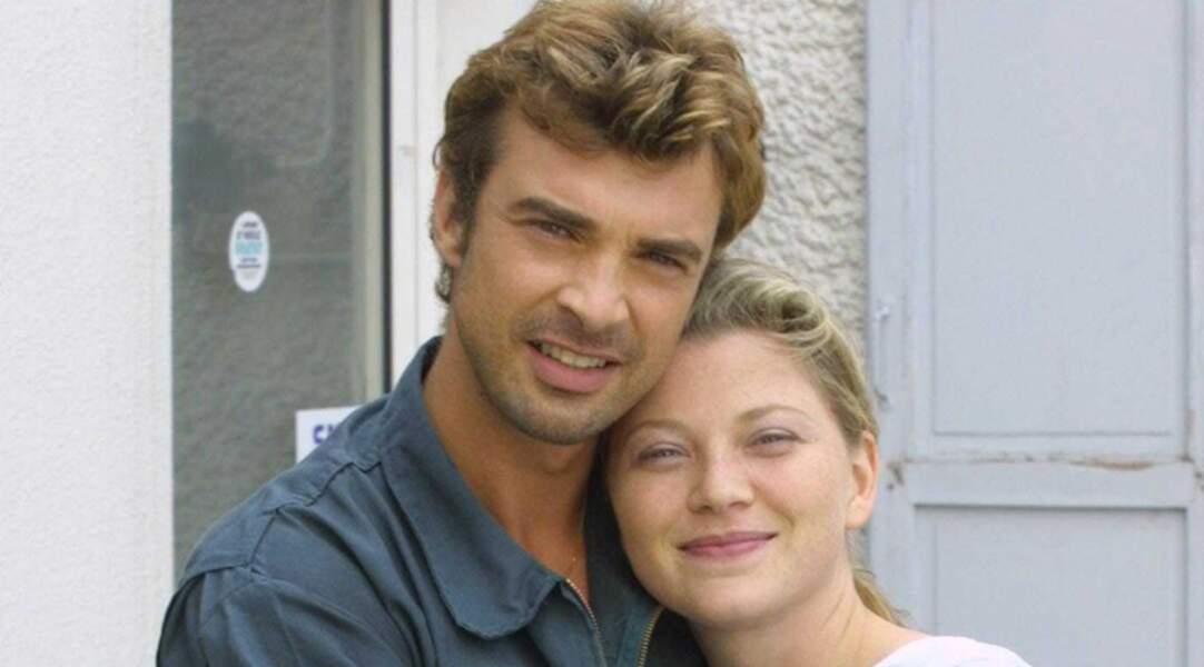 Cécile Bois et Jean-Pierre Michaël ont tourné ensemble dans Candice Renoir, Joséphine ange gardien...