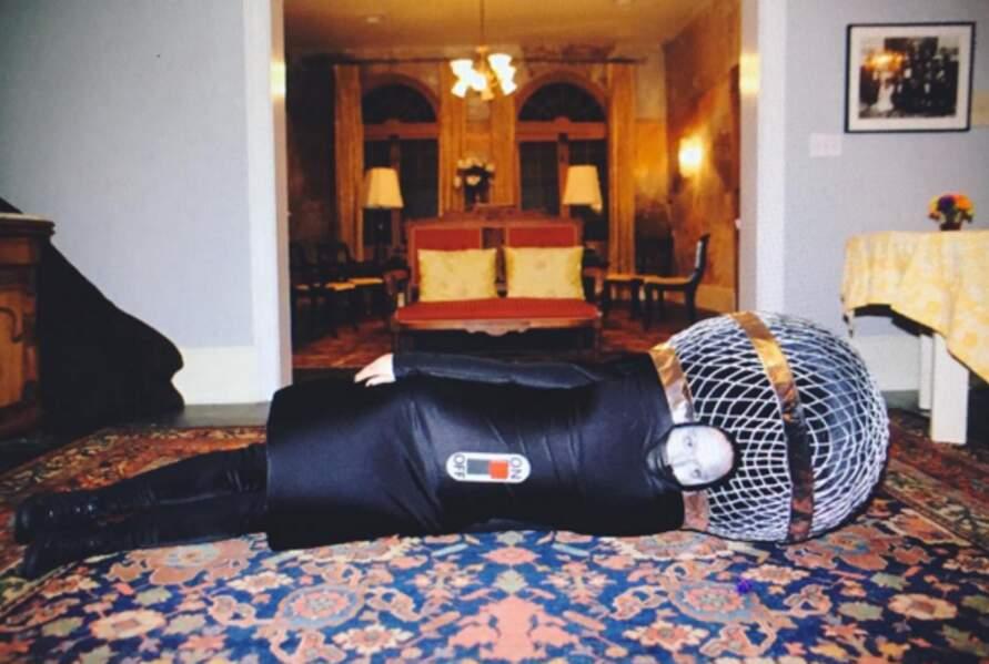 Katy Perry était tout simplement... un micro.